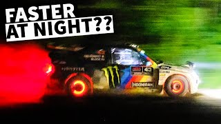 Ken Block Podiums w/ A Broken Big Toe!