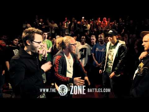 The O-Zone Battles: O-Hund & Mr Cool vs Acke & Nicko Mack