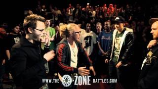 """Då var det dags för sista battlen i ledet från """"The O-Zone Battles:..."""