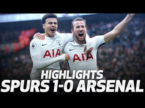 HIGHLIGHTS | SPURS 1-0 ARSENAL Mp3