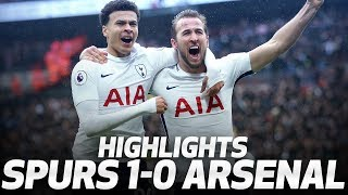HIGHLIGHTS | SPURS 1-0 ARSENAL