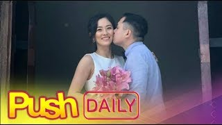 Jinri Park, Itinuloy Na Ang Kasal Sa Australia | PUSH Daily