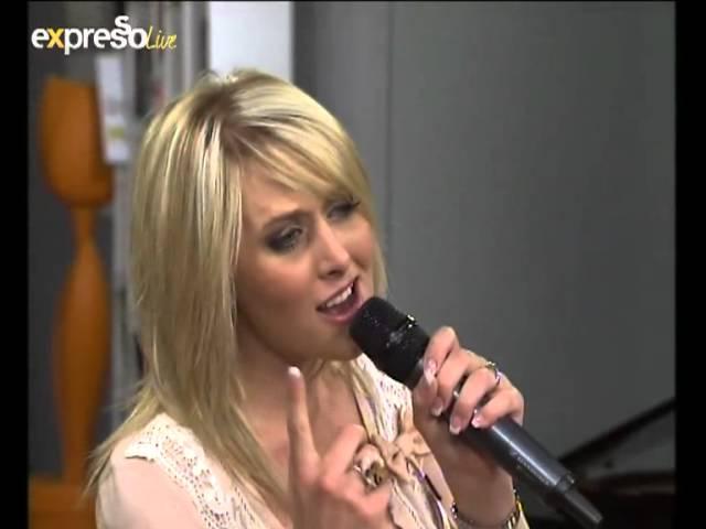 Liza Bronner 'Alles In 'n Hartklop' live on eXpresso