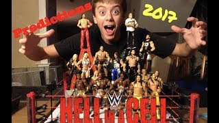 WWE Hell in a Cell Predictions 2017