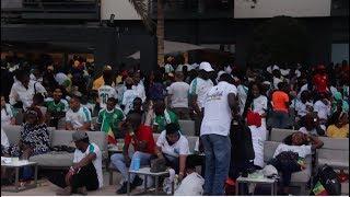 Fan Zone à Radisson  : Tristesse et désolation des Sénégalais