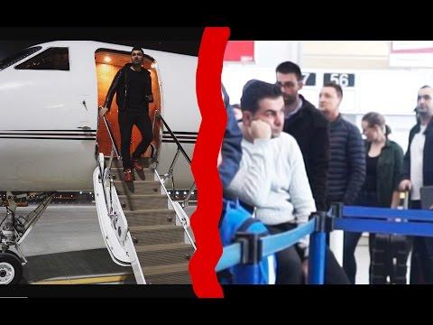 PRIVATE JET vs. CHEAP FLIGHT