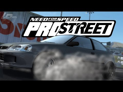 270 km/h im Civic?! - NEED FOR SPEED PROSTREET Part 3 | Lets Play