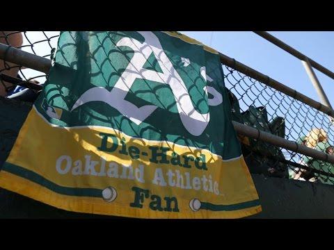 30 Fields in 30 Days: Oakland Coliseum
