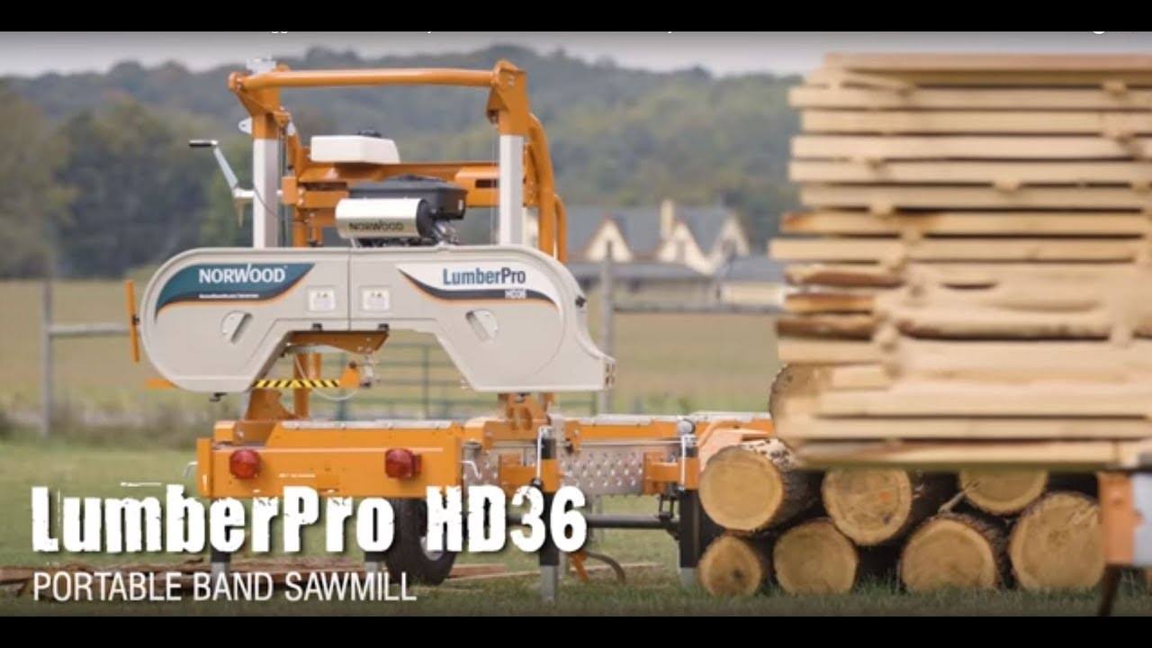 Norwood Sawmills Portable Sawmills & Forestry Equipment