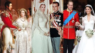 Royal Weddings: Victorian – Today