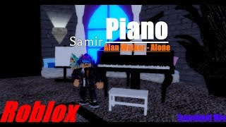 Alan Walker - Alone (Roblox Piano)