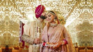 WEDDING FILM 2021 | HARJOT \u0026 ARSHPREET | CHANDIGARH | SUNNY DHIMAN PHOTOGRAPHY | CHANDIGARH