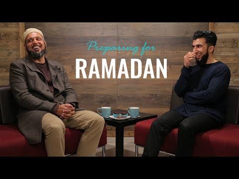 Preparing for Ramadan - a Heart 2 Heart with Shaykh Amer Jamil