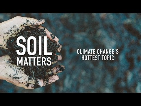 Soil Matters  Presented by the Berry Good Food Foundation and Kiss the Ground