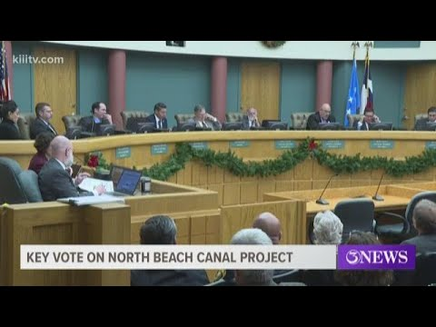 City Leaders Approve Vote On North Beach Canal Project