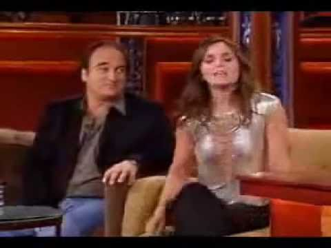 Eliza Dushku & James Belushi - Albanian late Show