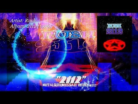 2112  Rush 1976 HD FLAC ~MetalGuruMessiah~