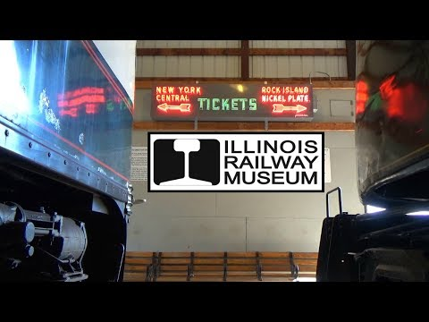 Illinois Railway Museum - Rides and Grounds