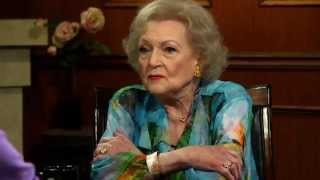 Larry King And Betty White The New Late Show Hosts | Betty White Interview | Larry King Now - Ora TV