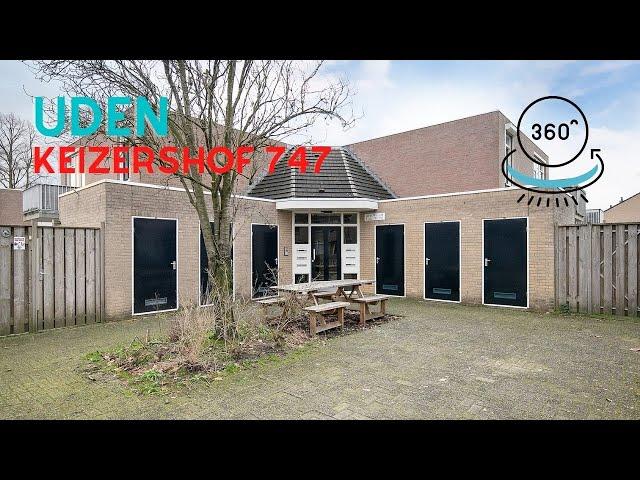 360 graden video YouTube - Keizershof 747 Uden