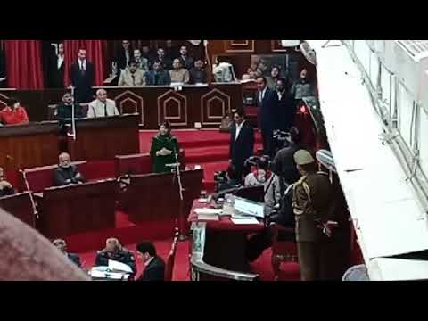 Jammu & Kashmir Chief Minister Mehbooba Mufti's reply in Legislative Council | UNT