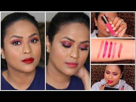review-&-swatches-l'oreal-rouge-signature-matte-liquid-lipsticks