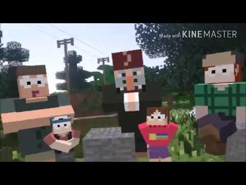Jugando Gravity Falls En Minecraft (Juanes Gamer)