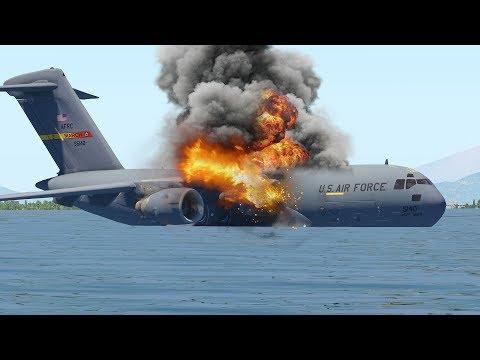 C-17 Emergency Landing