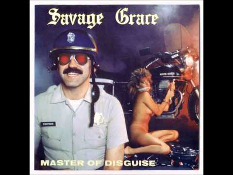 Master Of Disguise - SAVAGE GRACE