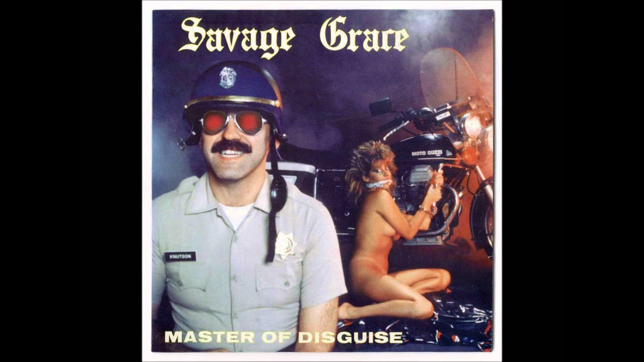 Savage Grace Master Of Disguise