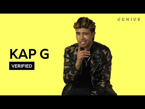 "Kap G ""Freakin 'N' Geekin"" Official Lyrics & Meaning 