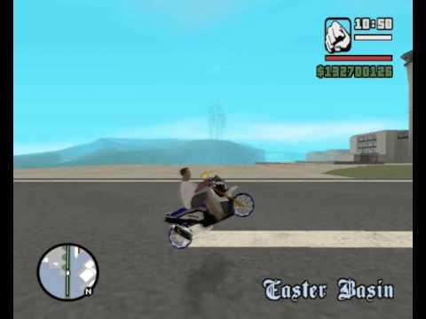 เทส Zoomer x - Gta San Cr.เกม โมใหม่โดย ตาล RGT.