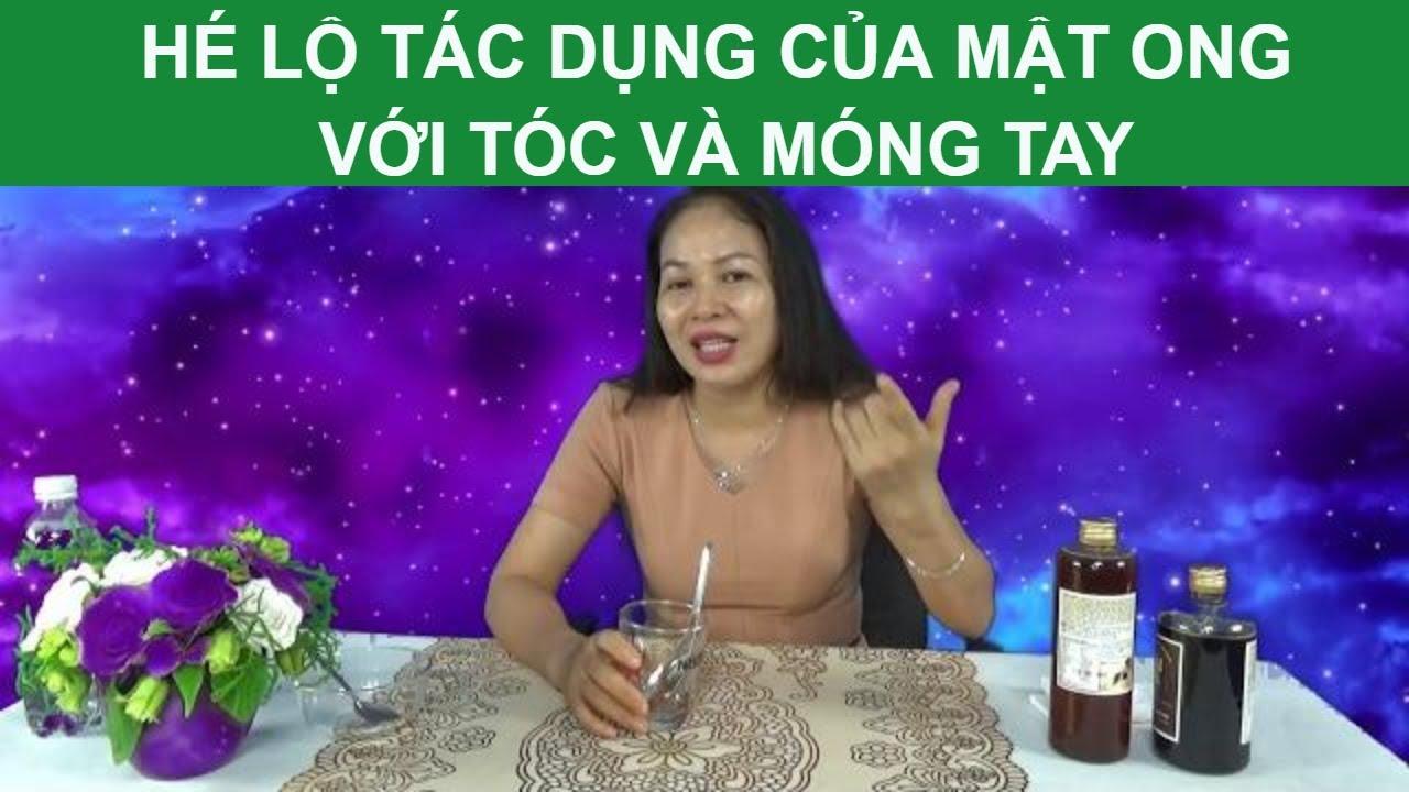 Hé lộ tác dụng của Mật ong với Tóc và Móng tay bởi Health Coach La Yến