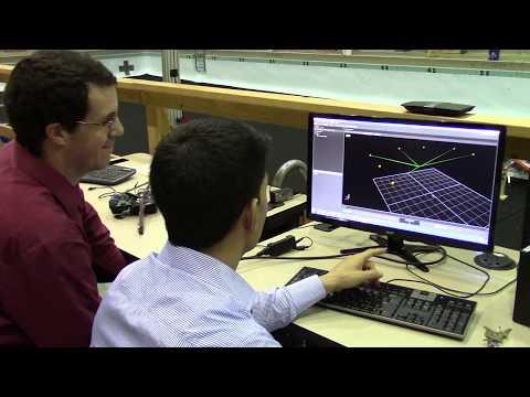 Graduate research in autonomous piloting systems