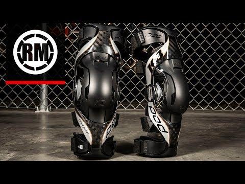POD MX K8 2.0 Motocross Knee Brace