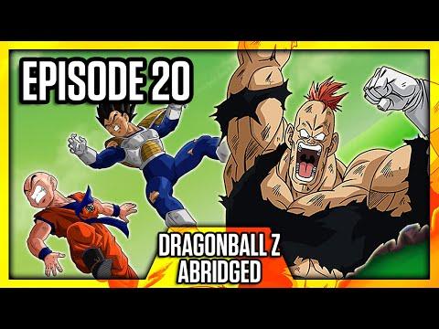 DragonBall Z Abridged: Episode 20 - TeamFourStar (TFS)