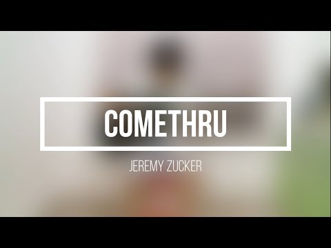 comethru--jeremy-zucker-[fingerstyle-guitar]