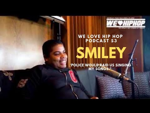 SMILEY on Police Singing His Songs During Raids/Drake Relationship/ Baddies In His Videos WLHH S3
