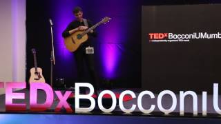 Renaissance | Manan Gupta | TEDxBocconiUMumbai