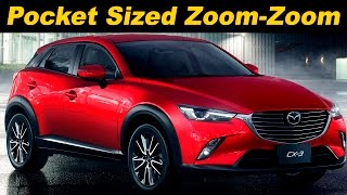 2016 / 2017 Mazda CX-3 Review and Road Test | Detailed in 4K