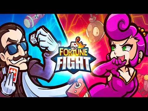 Fortune Fight - Android Gameplay (CBT) - 동영상