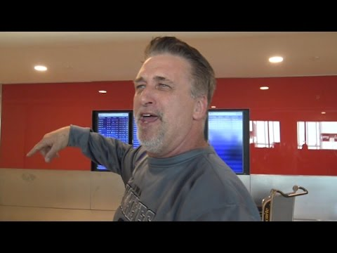 Daniel Baldwin Reveals He's The Most Athletic Of The Baldwin Brothers