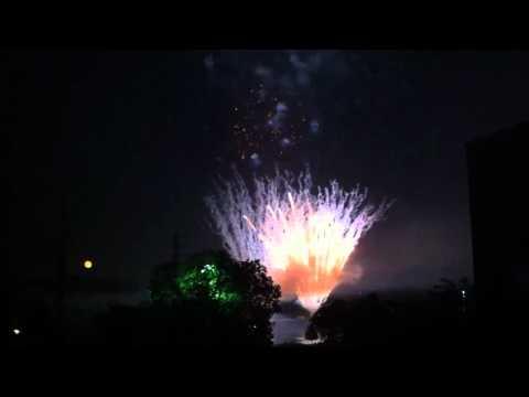 St. Charles, MO Fireworks 2012