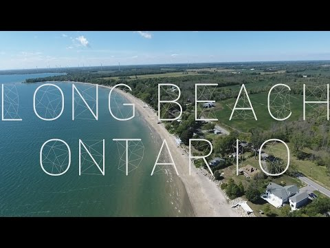 Long Beach Ontario - A Phantom 4 and GoPro Story