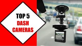 Top 5 Best Dash Cameras 2018 | Best Dash Camera Review By Jumpy Express