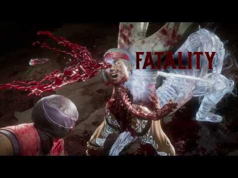 ЛИГА: ДВА МЭШЕРА: ЛЮ КАН И САБ-ЗИРО - Mortal Kombat 11