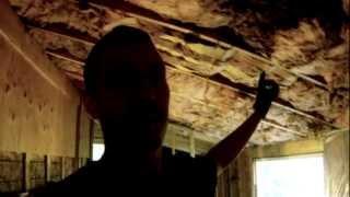 Hanging Sheetrock In The Storage Room - 92 - My Diy Garage Build Hd Time Lapse