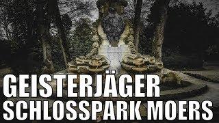 Geisterjäger im Schlosspark Moers