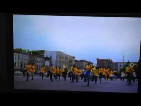The movie Our  Band performing Doo Wop that thing