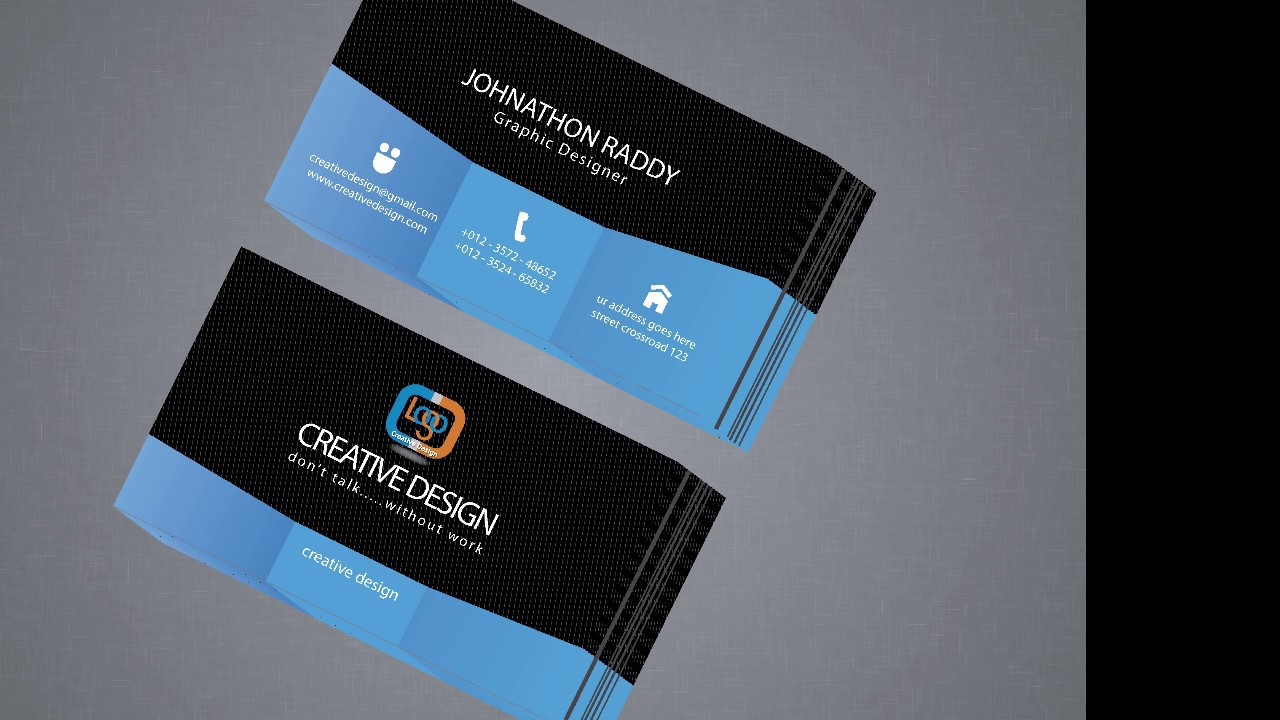 Modern business card design in illustrator cs6 youtube modern business card design in illustrator cs6 colourmoves